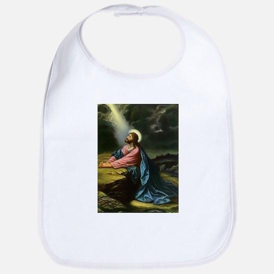 Vintage Jesus Christ Bib