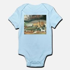Noah's Ark by Edward Hicks Body Suit