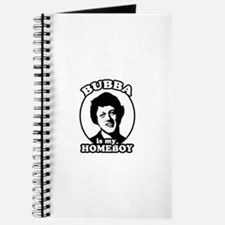 Bubba is my homeboy Journal