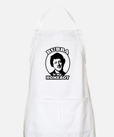 Bubba is my homeboy BBQ Apron