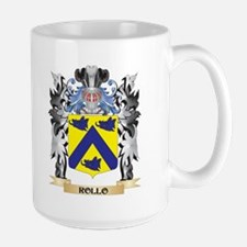 Rollo Coat of Arms - Family Crest Mugs