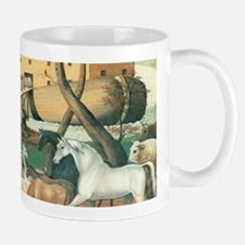 Noah's Ark by Edward Hicks Mugs