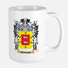 Romero Coat of Arms - Family Crest Mugs