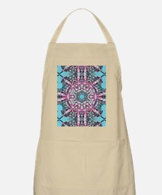 cute girly pink turquoise cowgirl Apron