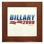 Billary 2008 Framed Tile