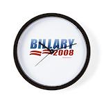 Billary 2008 Wall Clock