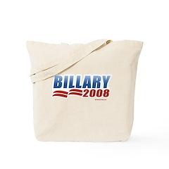 Billary 2008 Tote Bag