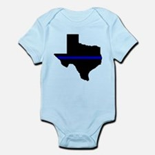Thin Blue Line (Texas) Body Suit