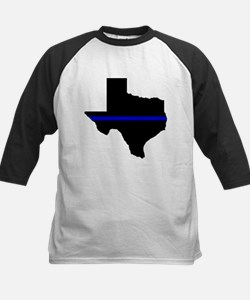 Thin Blue Line (Texas) Baseball Jersey