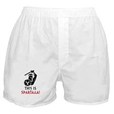 This is Sparta! Boxer Shorts