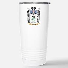 Ronan Coat of Arms - Fa Travel Mug