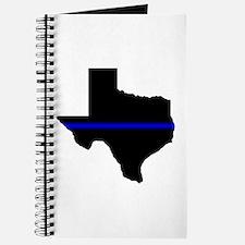 Thin Blue Line (Texas) Journal
