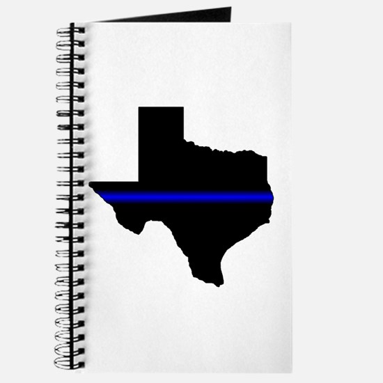 Thin Blue Line (Texas) Journal