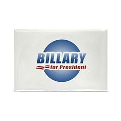 Billary for President Rectangle Magnet (10 pack)