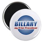 Billary for President Magnet