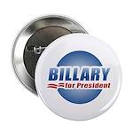 Billary for President Button