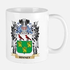 Rooney Coat of Arms - Family Crest Mugs