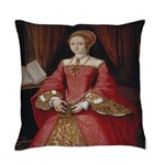 Young Princess Elizabeth Everyday Pillow