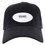 Billary for President Black Cap