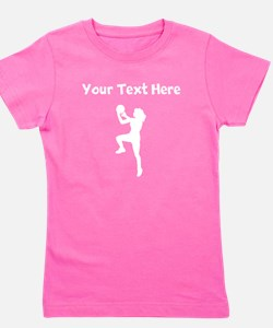 Womens Basketball Player Girl's Tee