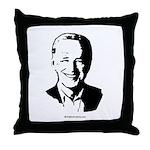 Joe Biden Face Throw Pillow