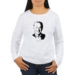 Joe Biden Face Women's Long Sleeve T-Shirt