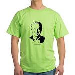 Joe Biden Face Green T-Shirt