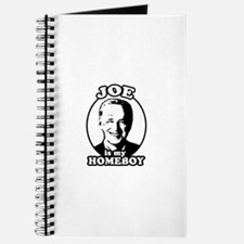 Joe is my homeboy Journal