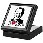 I Love Joe Keepsake Box