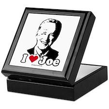 I Love Joe Keepsake Box
