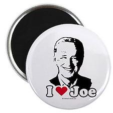 I Love Joe Magnet