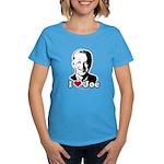 I Love Joe Women's Dark T-Shirt