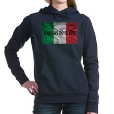 Cute Renee graziano Women's Hooded Sweatshirt