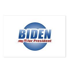 Biden for President Postcards (Package of 8)