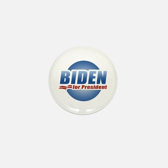 Biden for President Mini Button