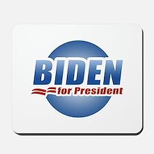 Biden for President Mousepad