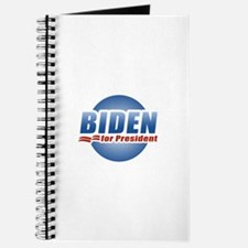 Biden for President Journal