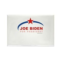 Joe Biden for President Rectangle Magnet