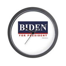 Biden for President Wall Clock