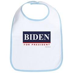 Biden for President Bib