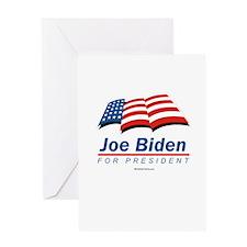 Joe Biden for President Greeting Card