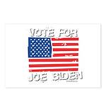Vote for Joe Biden Postcards (Package of 8)