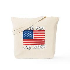 Vote for Joe Biden Tote Bag
