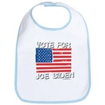 Vote for Joe Biden Bib