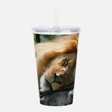 Funny Animal Acrylic Double-wall Tumbler