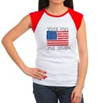 Vote for Joe Biden Women's Cap Sleeve T-Shirt