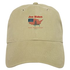Joe Biden for President Baseball Cap