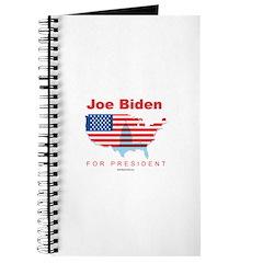 Joe Biden for President Journal
