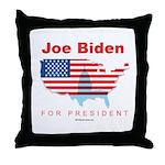 Joe Biden for President Throw Pillow