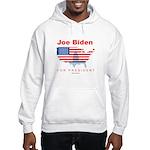 Joe Biden for President Hooded Sweatshirt